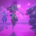 История танцев в онлайн играх