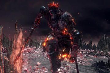 Из Dark Souls 3 был вырезан контент, где Понтифик Саливан был финальным боссом