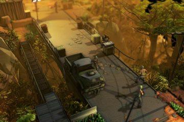 Jagged Alliance: Rage - первый трейлер игрового процесса