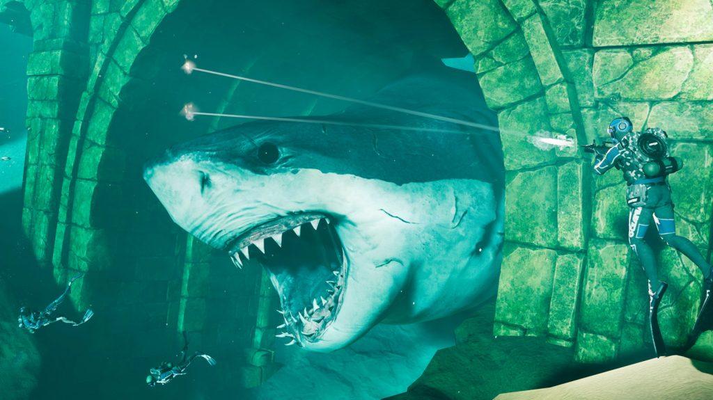 «Королевская битва» под водой в Last Tide: попадите в пасть Мегалодону совершенно бесплатно