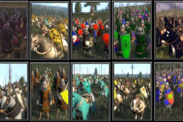 Мод Westeros: Age of Petty Kings для Medieval II: Total War Kingdoms