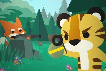 Милые животные очаровательно убивают друг друга в новой игре жанра Королевская битва
