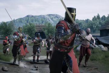 Новые возможности мультиплеерного средневекового экшена Mordhau