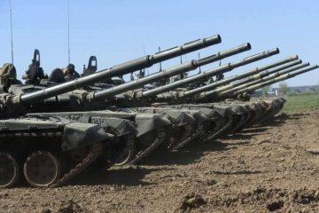 Отдых для танкистов: пора пересаживаться на настоящую технику!