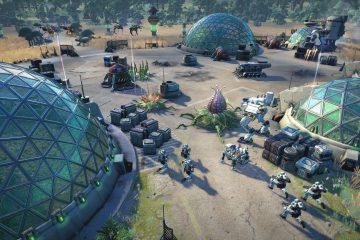Первые кадры геймплея Age of Wonders: Planetfall