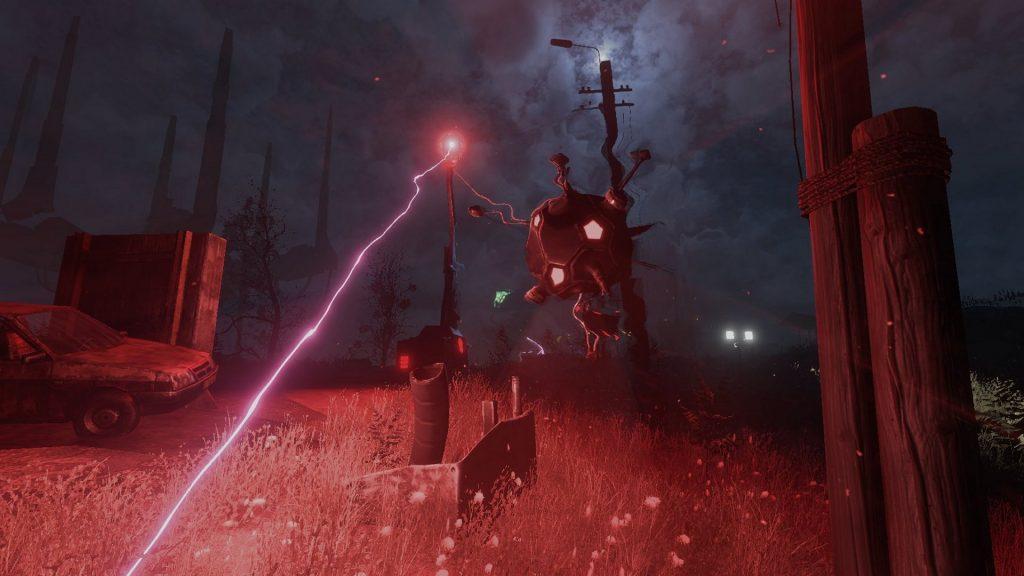 Разработчики показали магический фонарь из игры The Light Keeps Us Safe