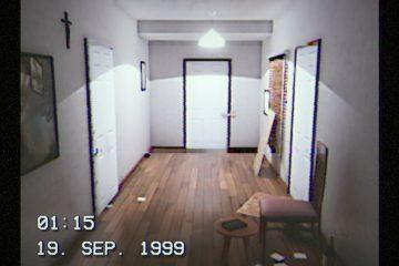 September 1999 – это бесплатная VHS-игра в жанре хоррор, которую можно пройти за 5 минут