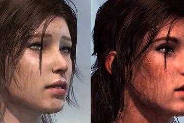 Новый мод для Shadow of the Tomb Raider изменяет лицо Лары на более схожее с оригинальной версией