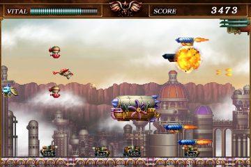 Скролл-шутер Steel Empire платформы Sega Mega Drive выходит на ПК на следующей неделе