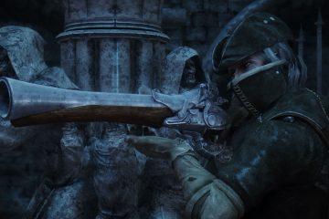 Мод для Skyrim переносит Bloodborne в Тамриэль