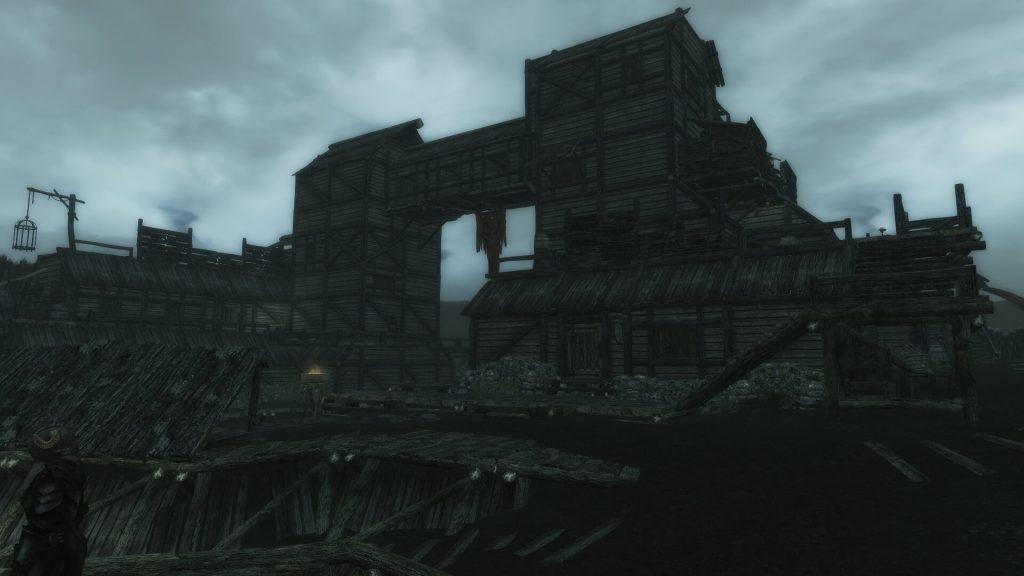 Lordbound – огромный мод, расширяющий границы в Skyrim