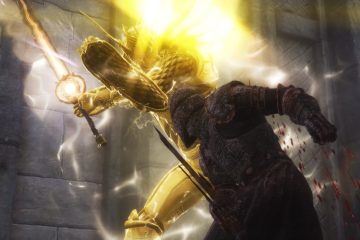 Мод от Skyrim, созданный в лучших традициях Темных Душ