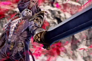 Soulcalibur 6 вновь Сервантес и его проклятый пират