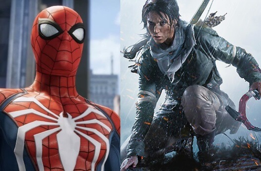 Spider-man или Shadow of the Tomb Raider: какую стоит купить?