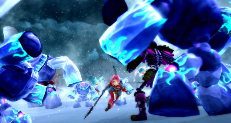 Sword Art Online: Lost Song выйдет на ПК