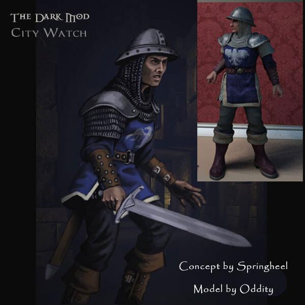 Мод года - The Dark Mod