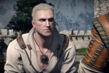 Мод Finger Lickin' Geraldo для The Witcher 3 делает Геральта еще более привлекательным