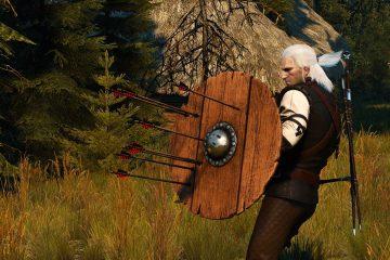 Мод для Ведьмака 3 позволяет Геральту использовать щиты