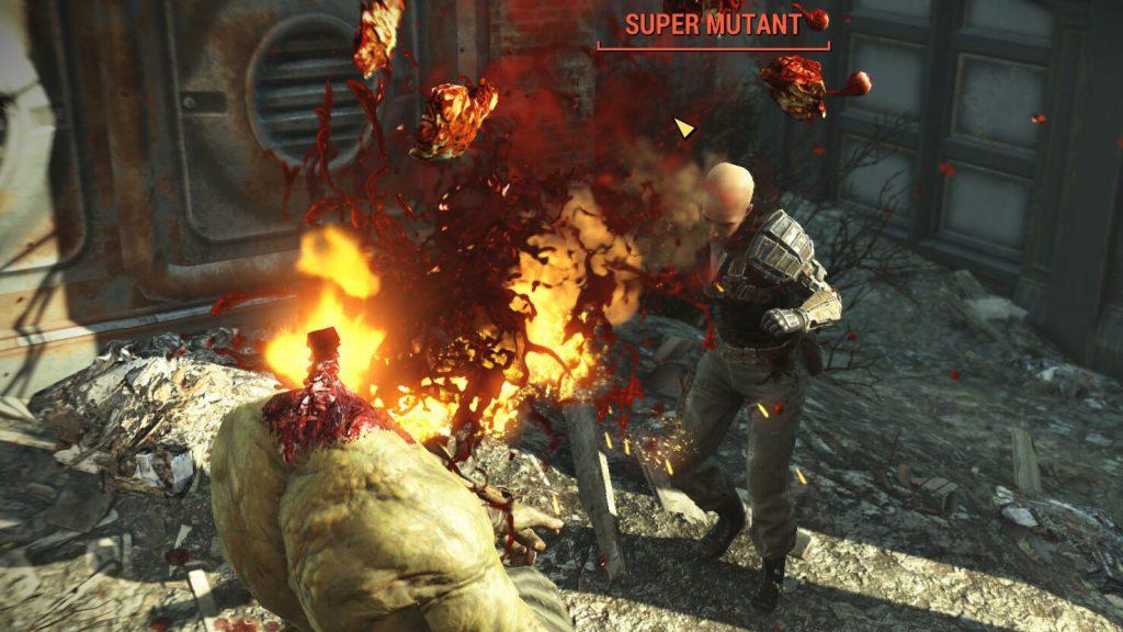 С этим режимом выживания в Fallout 4 остается только мужаться