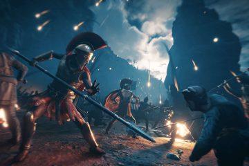 Трейлер релиза Assassin's Creed Odyssey берет судьбу за горло