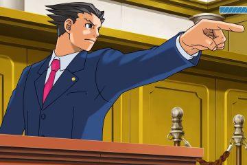 Трилогия Phoenix Wright: Ace Attorney Trilogy выйдет на ПК в начале следующего года