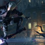 В Devil May Cry 5 показан Данте, убивающий демонов своим мотоциклом
