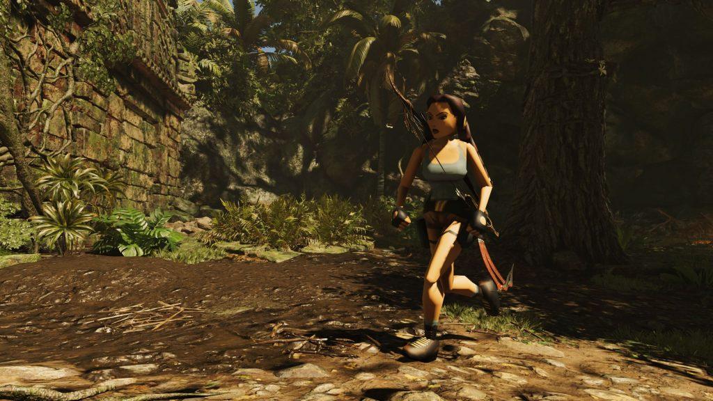 В Shadow of the Tomb Raider будет возможность разблокировать «низкополигональную» модель Лары Крофт