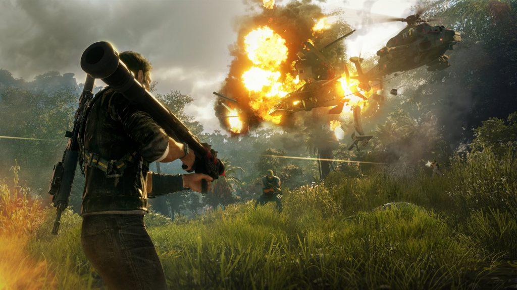 В трейлере игры Just Cause 4 появляется противник Рика и устраивает настоящую бойню