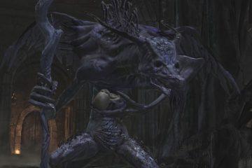 В вырезанном контенте Dark Souls 3 демонстрируется, что ребенок Оцейроса не всегда был невидим
