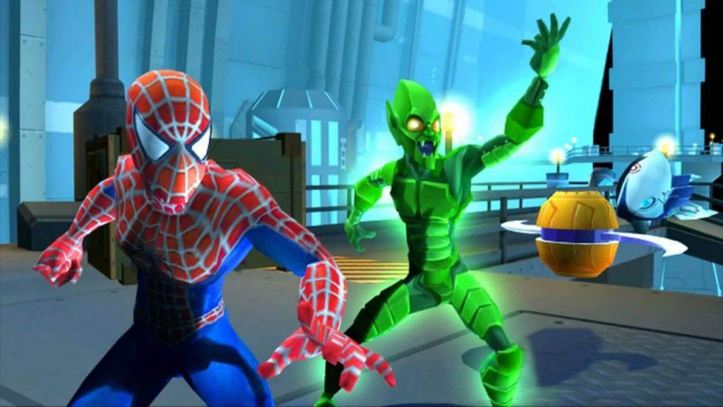 Spider-Man: Friend Or Foe (2007)