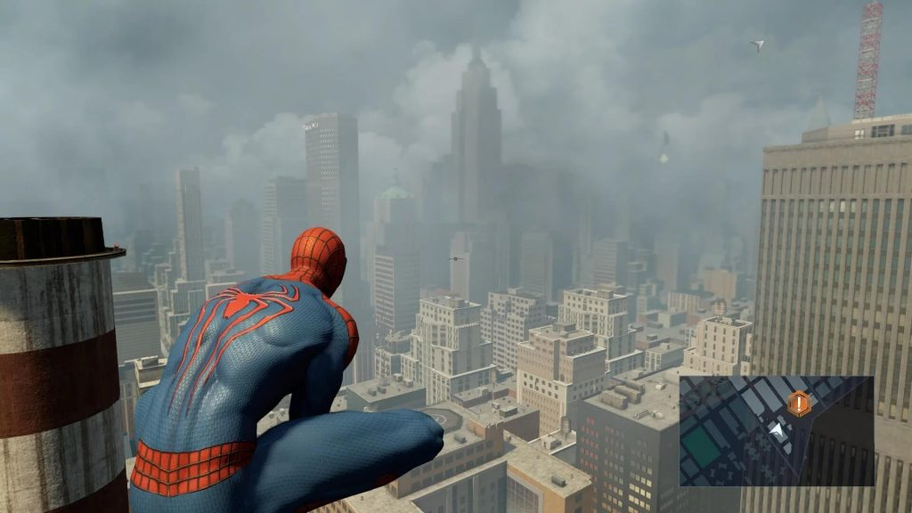 The Amazing Spider-Man Games (2012, 2014)