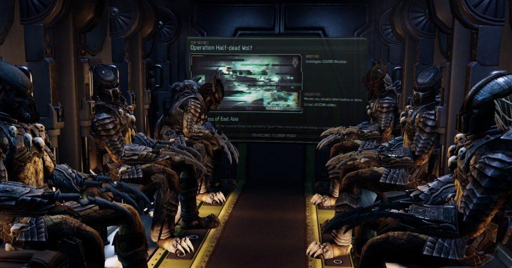 Обмундирование хищников для XCom2