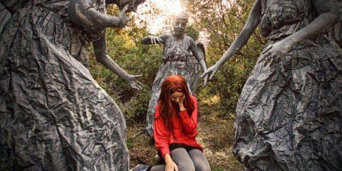 Эми Понд и Доктор: эпичный дуо-косплей по мотивам сериала «Доктор Кто»