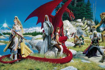 Анонсирован выход дополнения The Burning Lands для Everquest