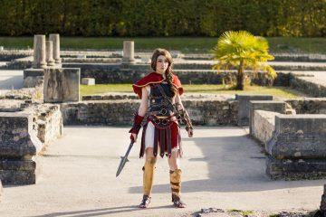 Косплей на Assassin's Creed Odyssey уже здесь