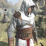 Мод для Assassin's Creed переносит Альтаира из оригинала в 2016 год