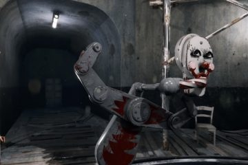Atomic heart, странный шутер в реалиях Советского союза, представил пугающий тизер «Clown trap»