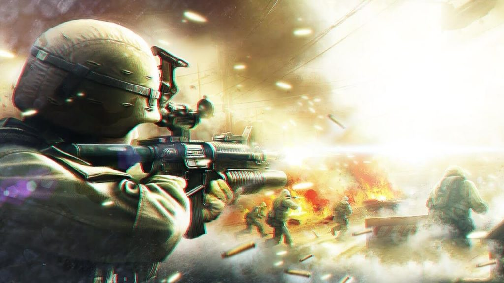 Battlefield Online (2010)