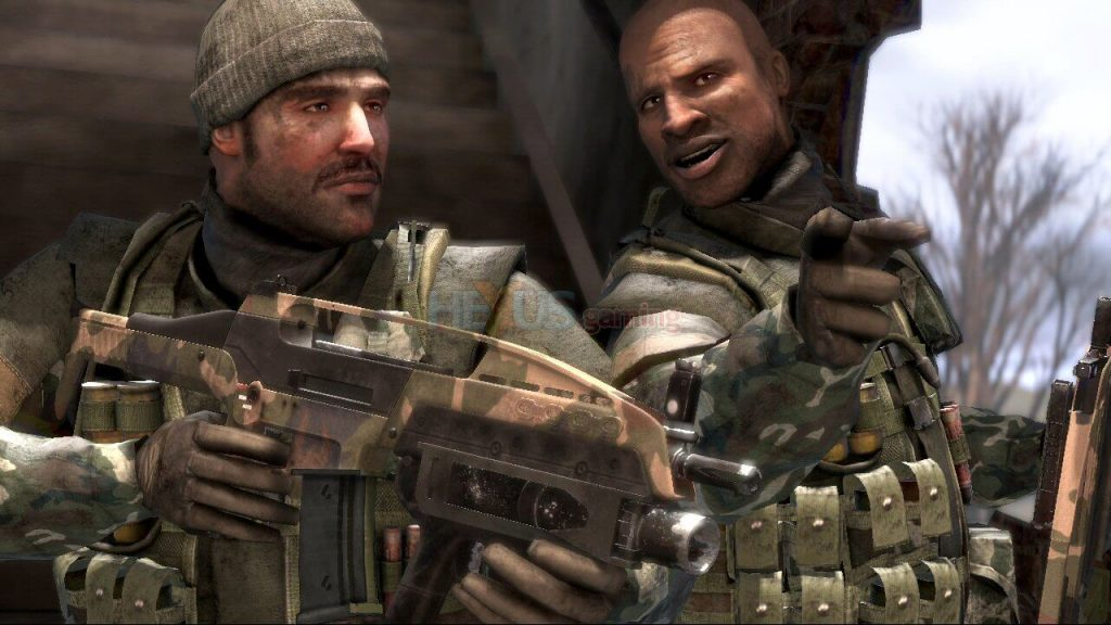 Battlefield: Bad Company (2008)
