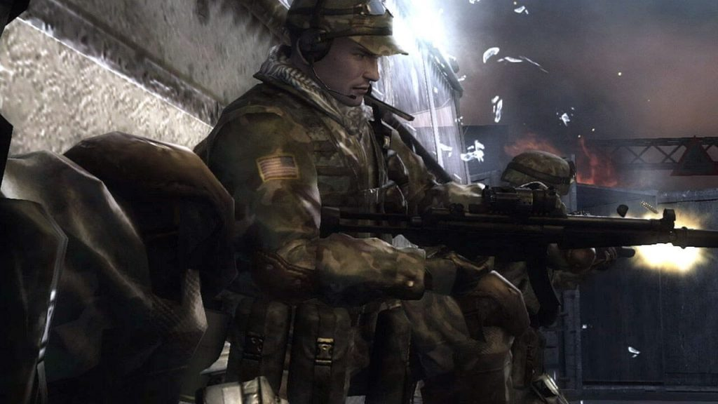Battlefield 2: Modern Combat (2006)
