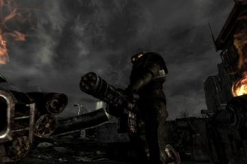 Лучшие моды для Fallout 3