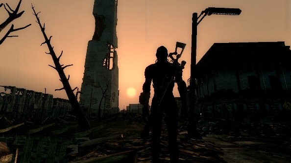 FO3 Wanderers Edition
