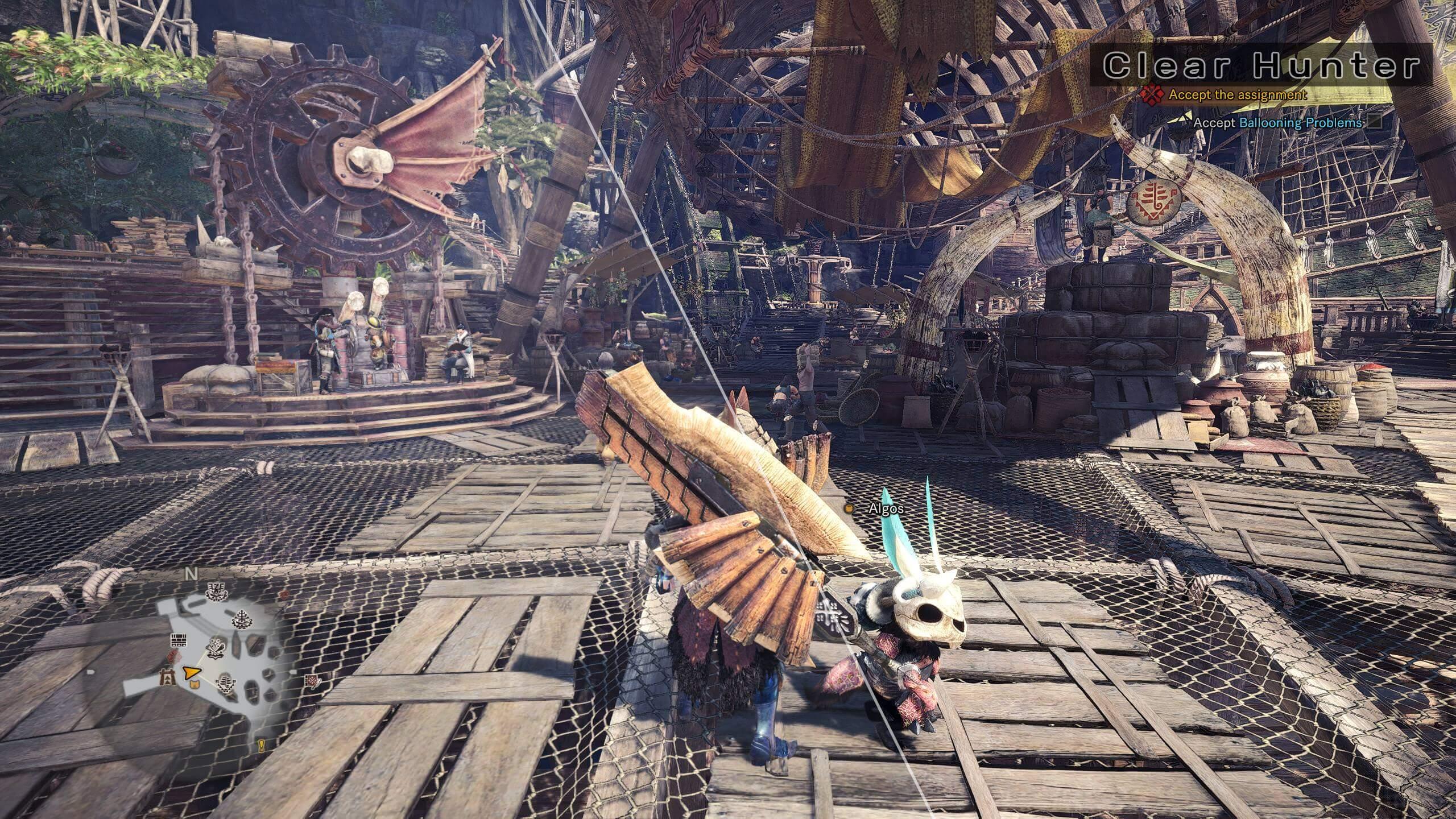 Лучшие моды Monster Hunter: World