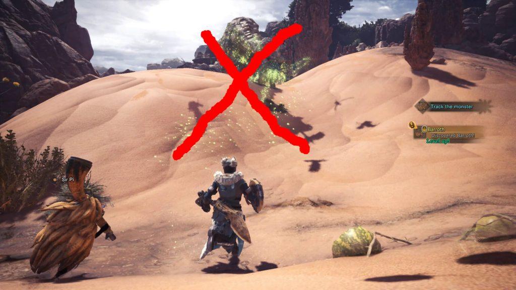 No Scout Flies