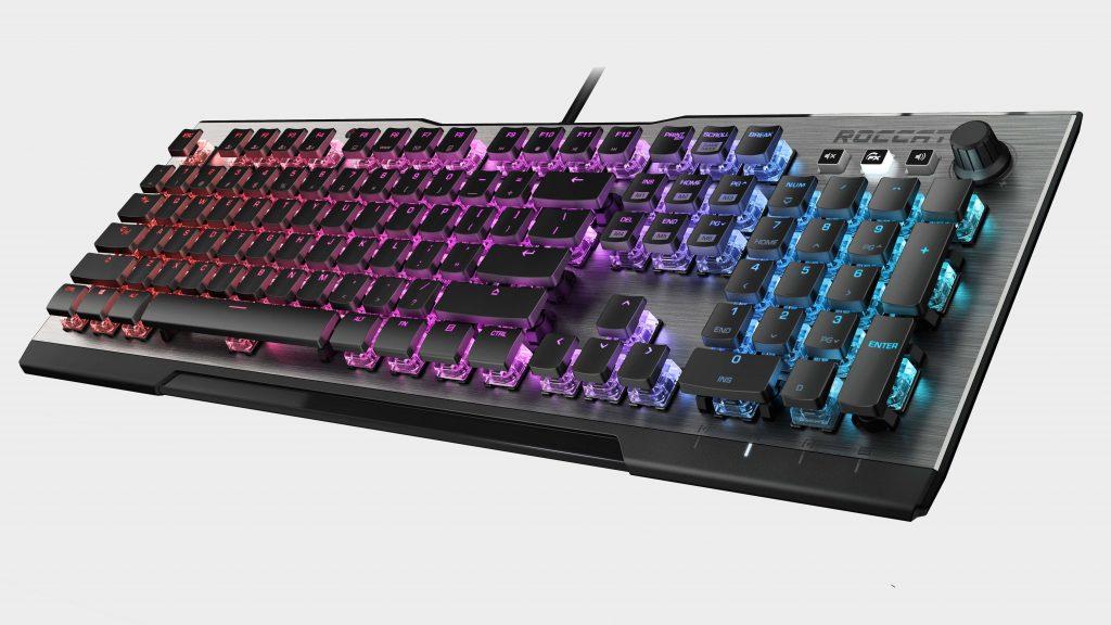 Roccat Vulcan keyboard