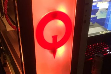 Лучший моддинг корпуса с QuakeCon: хомяк в колесе, потерянные души, и «Первому Игроку - Приготовиться»