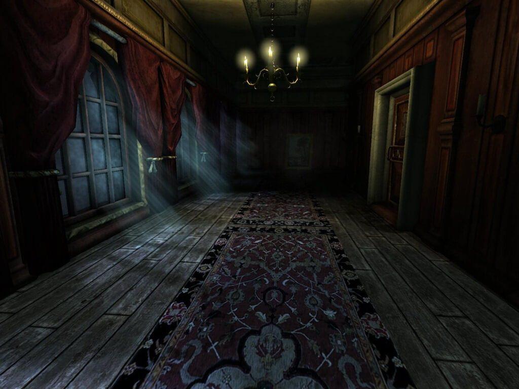 Amnesia: The Dark Descent