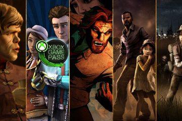 Лучшие игры из серии Telltale
