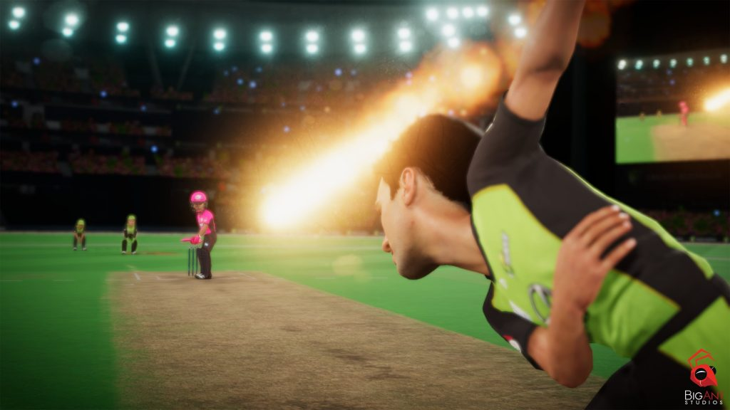 Big Bash Boom – аркадная крикетная игра от создателей Ashes Cricket.