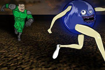 Самые странные моды для классического Doom